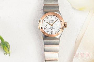 欧米茄手表回收能卖多少钱取决于自身