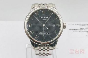 天梭二手手表在什么地方可以回收转卖