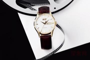 二手天梭唯思达手表在回收中能卖多少钱