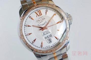 英纳格旧手表回收一般能卖多少钱
