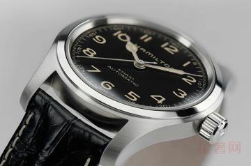 哪里可以高价回收汉米尔顿手表