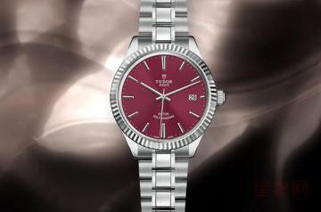 帝舵风尚手表回收价格大概是多少