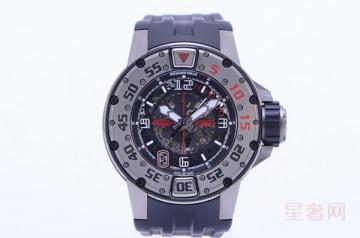 高价回收里查德米尔手表难度大大降低