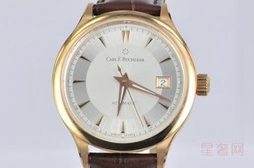 现在宝齐莱二手手表回收什么价格