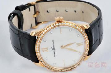 芝柏手表二手回收的价格怎么样