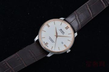 二手美度旧手表回收还能卖多少钱