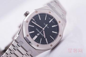 二手爱彼15400手表回收能卖多少钱