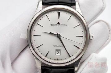 6万多买的积家手表二手回收值多少钱