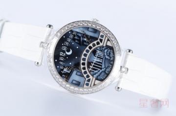 梵克雅宝二手手表值钱吗 一般是原价几折