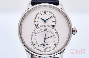 二手雅克德罗手表回收渠道众多 高效回收就看这