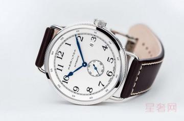 汉密尔顿手表回收一般能卖多少钱