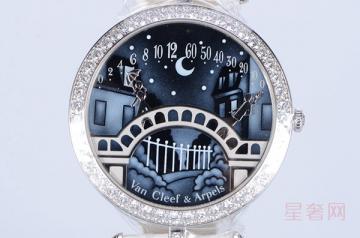 回收梵克雅宝手表价格和成色有多大关系