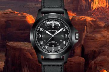 哪里高价回收汉米尔顿手表 来这里就不会错