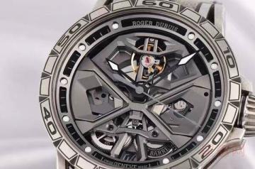 二手罗杰杜彼手表回收市场行情如何