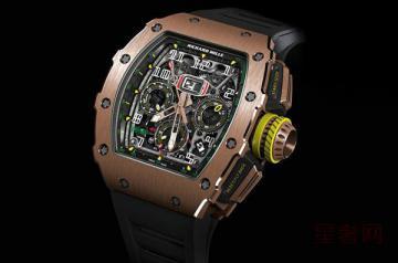 回收理查德米勒手表真的保值吗