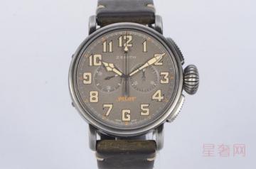 二手真力时手表回收价格一般是原价几折