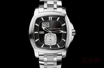 宝齐莱手表二手回收价位平均是什么价格