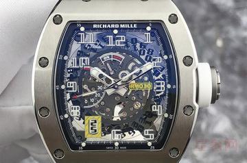 里查德米尔手表回收价格要根据什么来分析