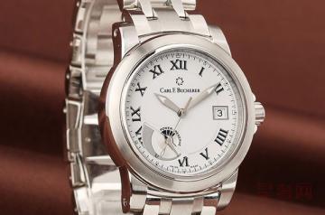 二手宝齐莱柏拉维手表回收行情依旧如旧