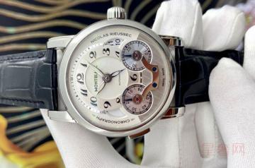万宝龙手表二手能回收卖多少钱