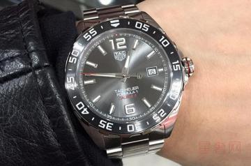 二手泰格豪雅手表回收多少钱