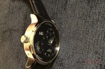 格拉苏蒂联合手表回收吗 保养好回收不难