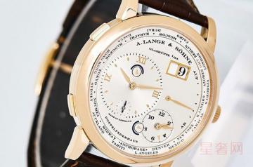 回收朗格二手表价钱怎么评估