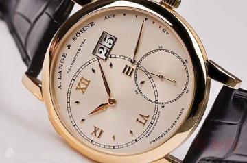 有正规的瑞士人朗格手表回收公司推荐吗