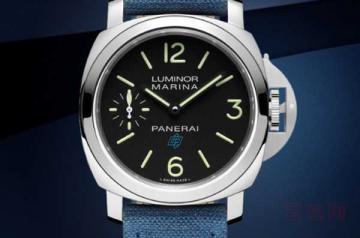 表镜损坏的沛纳海手表回收一般多少钱