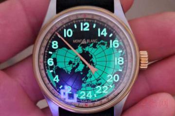 万宝龙手表回收价格网上查询一般多少