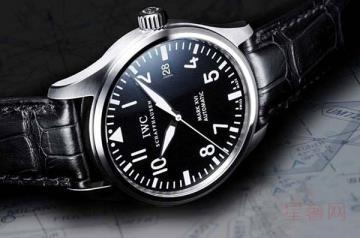 二手回收万国手表能卖高价吗