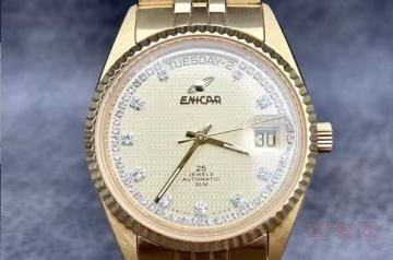 英纳格手表回收在哪里可以少走弯路