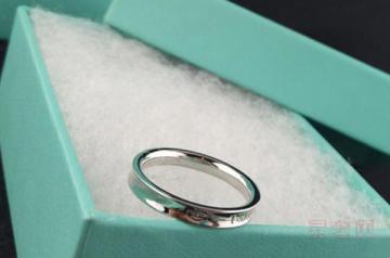 蒂芙尼的戒指可以回收吗 行情令人震惊