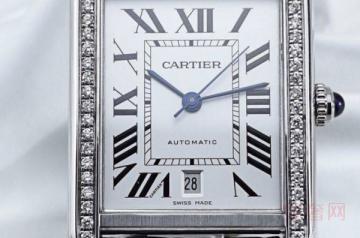 哪有回收卡地亚手表的机构推荐